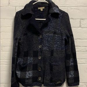 Burberry Brit wold bled coat Xs- small